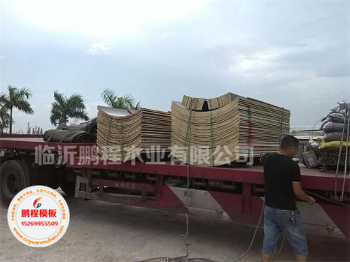 建筑圆模板,木质圆模板,圆模板厂家