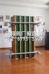 木制方柱形模板
